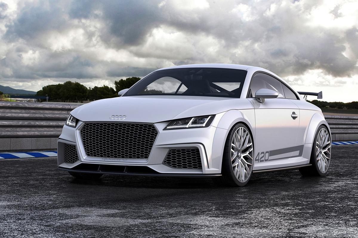 Audi TT Quatro Sport Concept