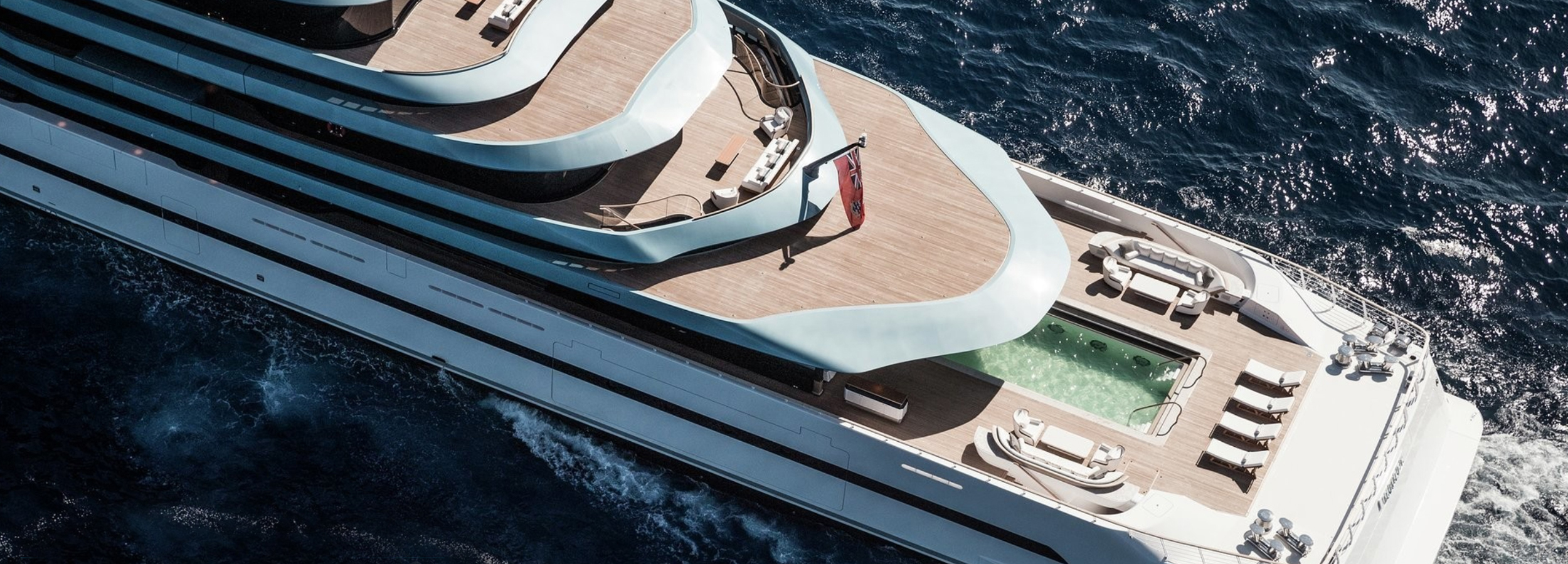 Yachtdesign Creative Wave