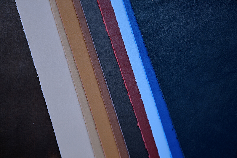 CMF leather smooth nappa colors